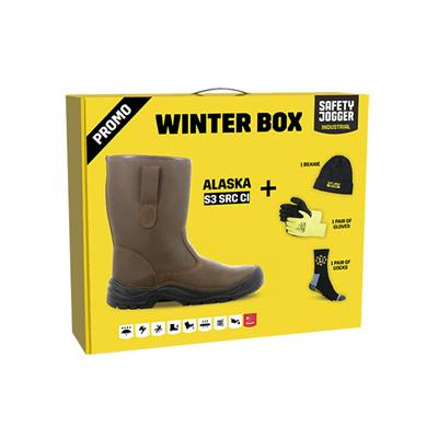 BOTTE FOUREE S3 ALASKA BOX